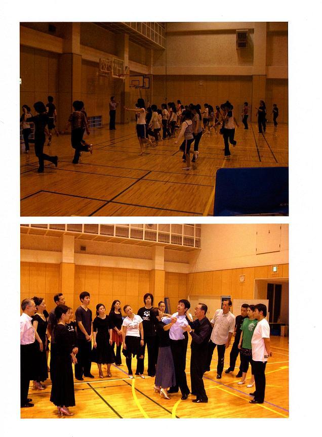 静岡県ダンススポーツ連盟             競 技 本 部